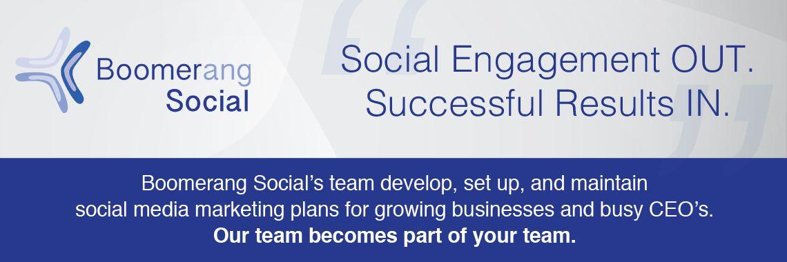 Boomerang Social Media